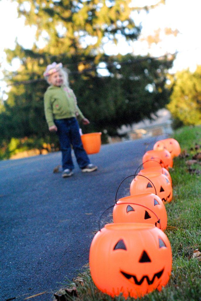 Easy Diy Glowing Pumpkin Lanterns Day 28 Dollar Store