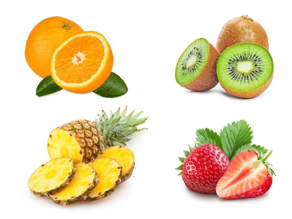 Cicatrizacao Lista Com Alimentos Que Facilitam A Recuperacao Da
