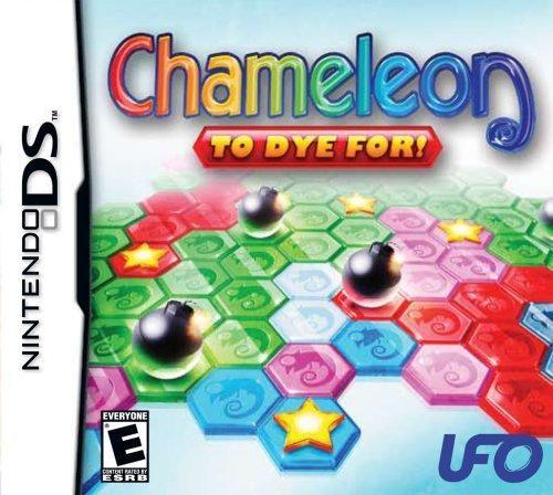 Chameleon: To Dye For - Nintendo DS