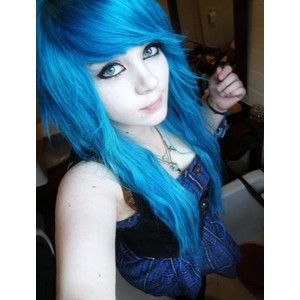 Emo Hair Colors  Google Search  Emogothicpunk Hair Ideas  Pinterest  Em