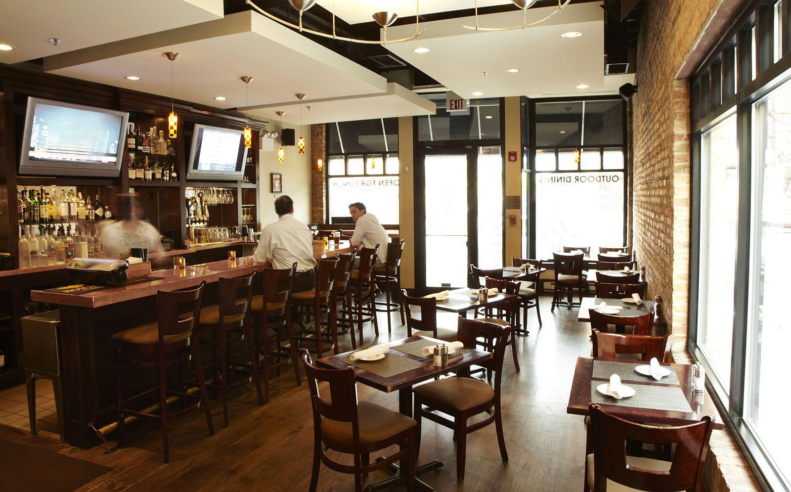 545 North Restaurant Dining Room Libertyville