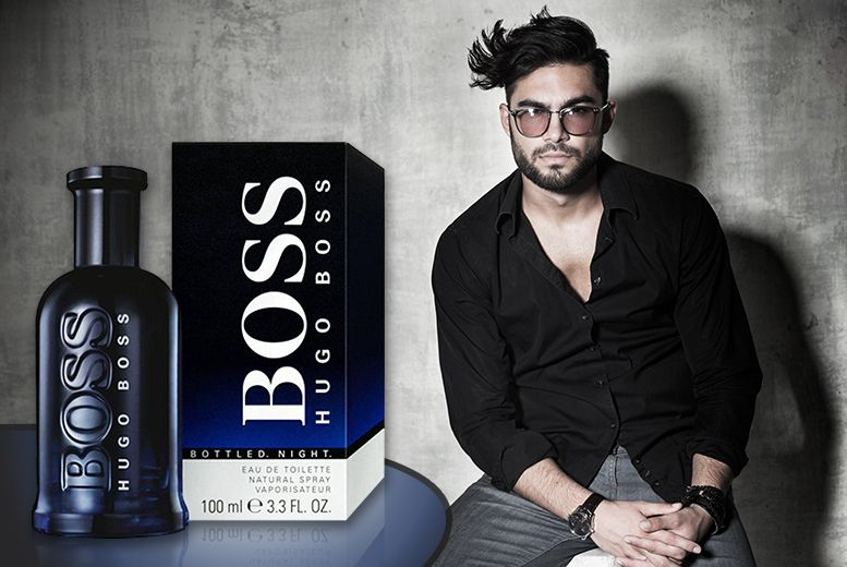 100ml hugo boss bottled night edt online passive earner. Black Bedroom Furniture Sets. Home Design Ideas