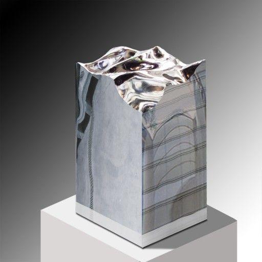 Abstract Art 3d Sculpture