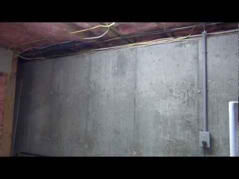 electrical circuit installation youtube unfinished basement rh pinterest com Basement Wiring Houston Texas Basement Wiring Houston Texas