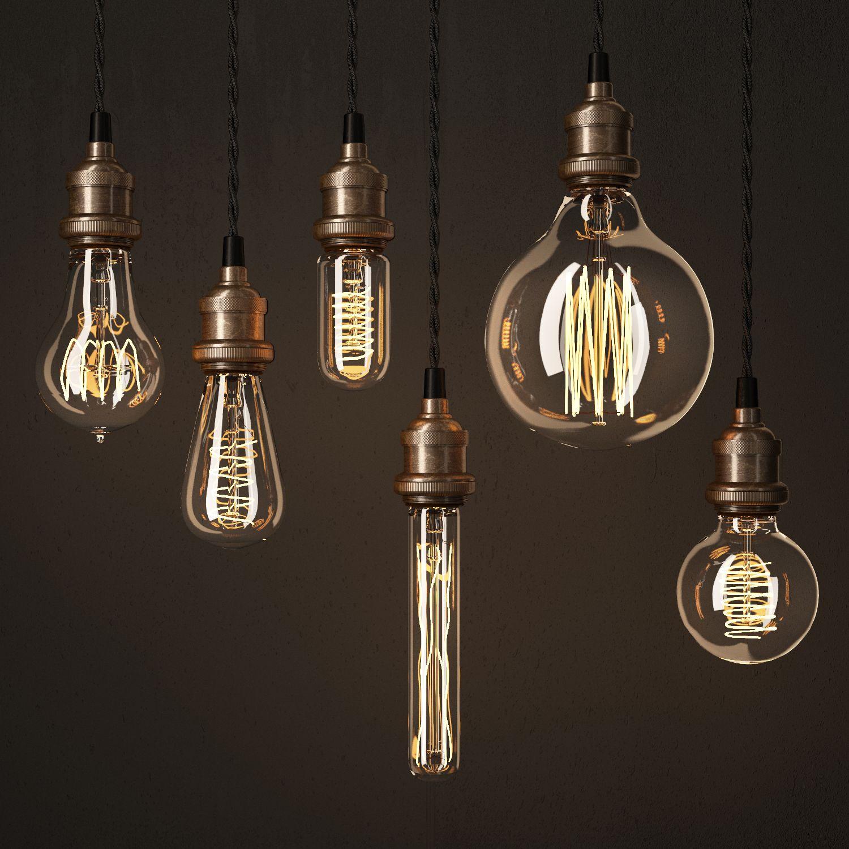 Decorative Pendant Lamp For Bar Pub Club Coffee Vintage
