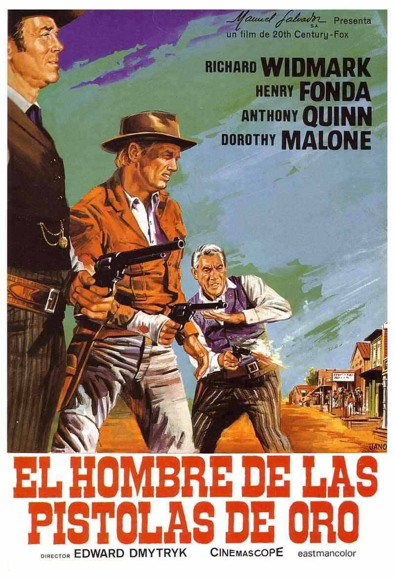 Warlock (1959) - Edward Dmytryk | European Posters/English ... | 800 x 1174 jpeg 118kB