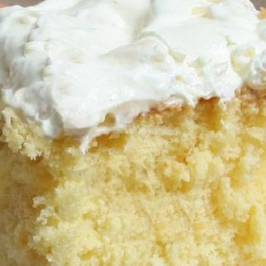 Recipe using yellow cake mix and pineapple