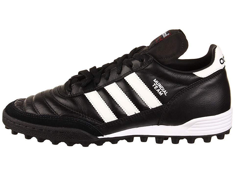 139f1c9ca32 adidas Mundial Team Soccer Shoes Black White in 2019