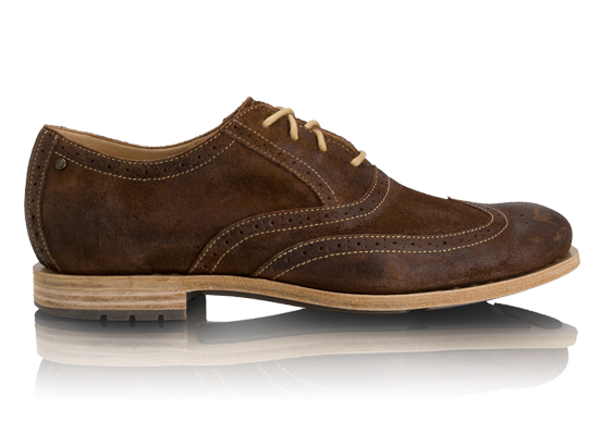 Day to night WingTip brown