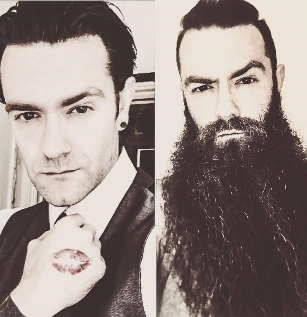 Breard Before and After Beard care, Best beard oil