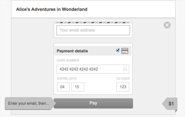 The Ultimate Ux Design Of The Credit Card Payment Form  Ux