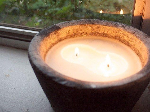 Fabrication de bougies: un tutoriel facile (et où acheter des fournitures de bougies) #candlemakingbusiness