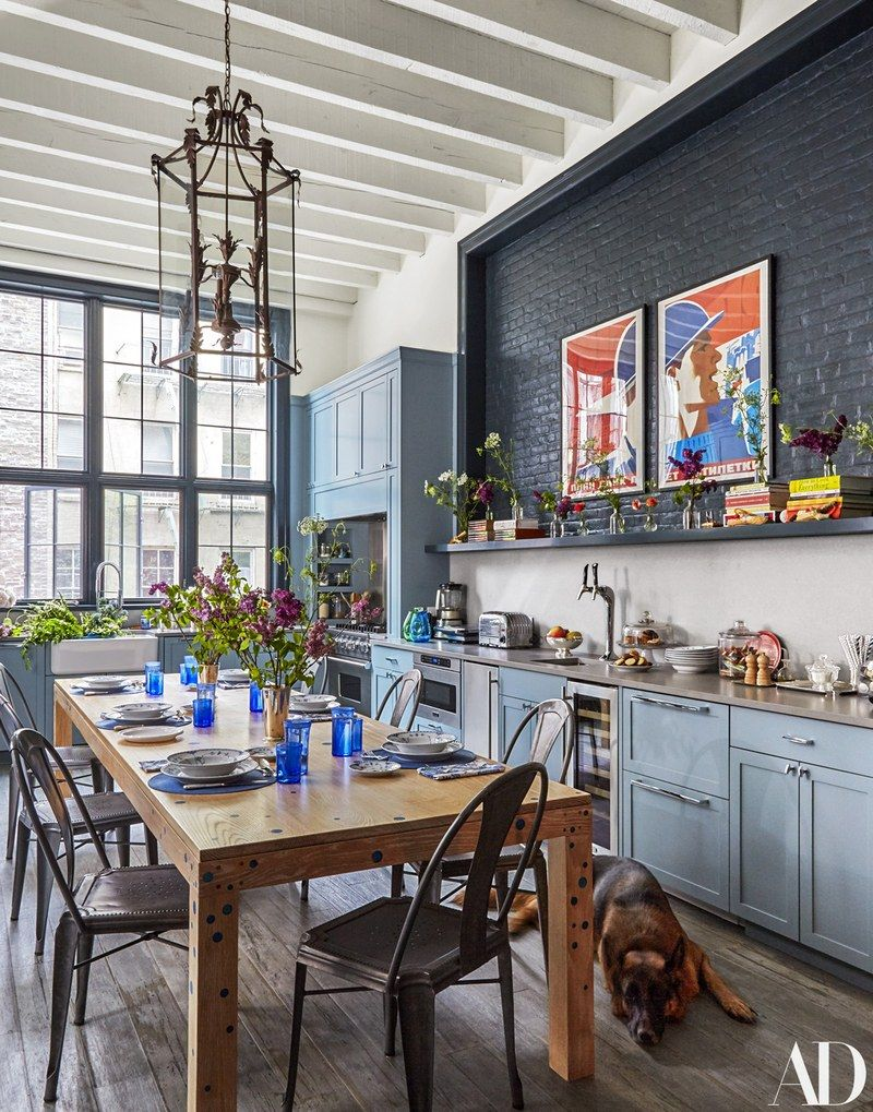 Patricia Herrera Lansing S Airy Loft Is A Family Friendly Abode In