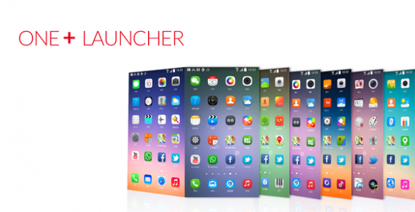 Download and install iOS 8 HD retina launcher theme, One