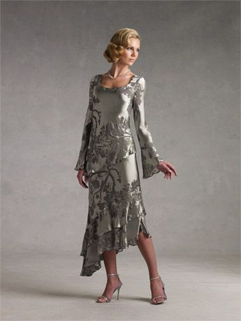 Dresses For Grandmother Of The Bride Or Groom Clothes
