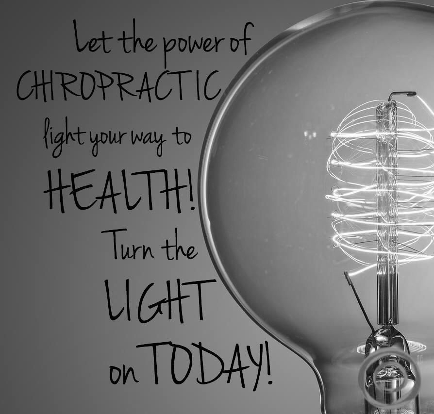 The chiropractic way to health array let the power of chiropractic light your way to health turn the rh pinterest fandeluxe Image collections