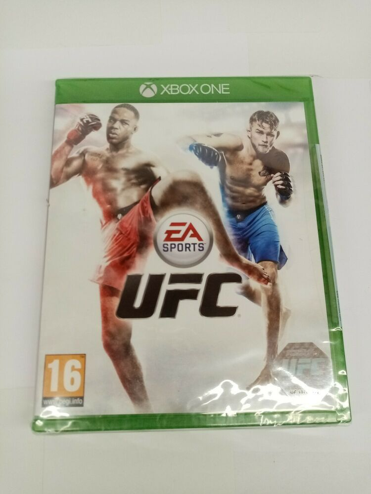 Ea Sports Ufc Microsoft Xbox One Video Game Sealed Import