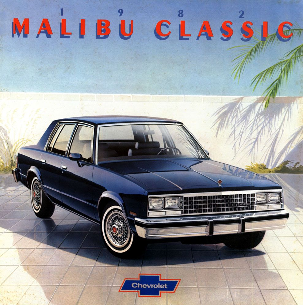Malibu chevy classic malibu : 1982 Chevrolet Malibu | Fullchola | Pinterest | Chevrolet malibu ...