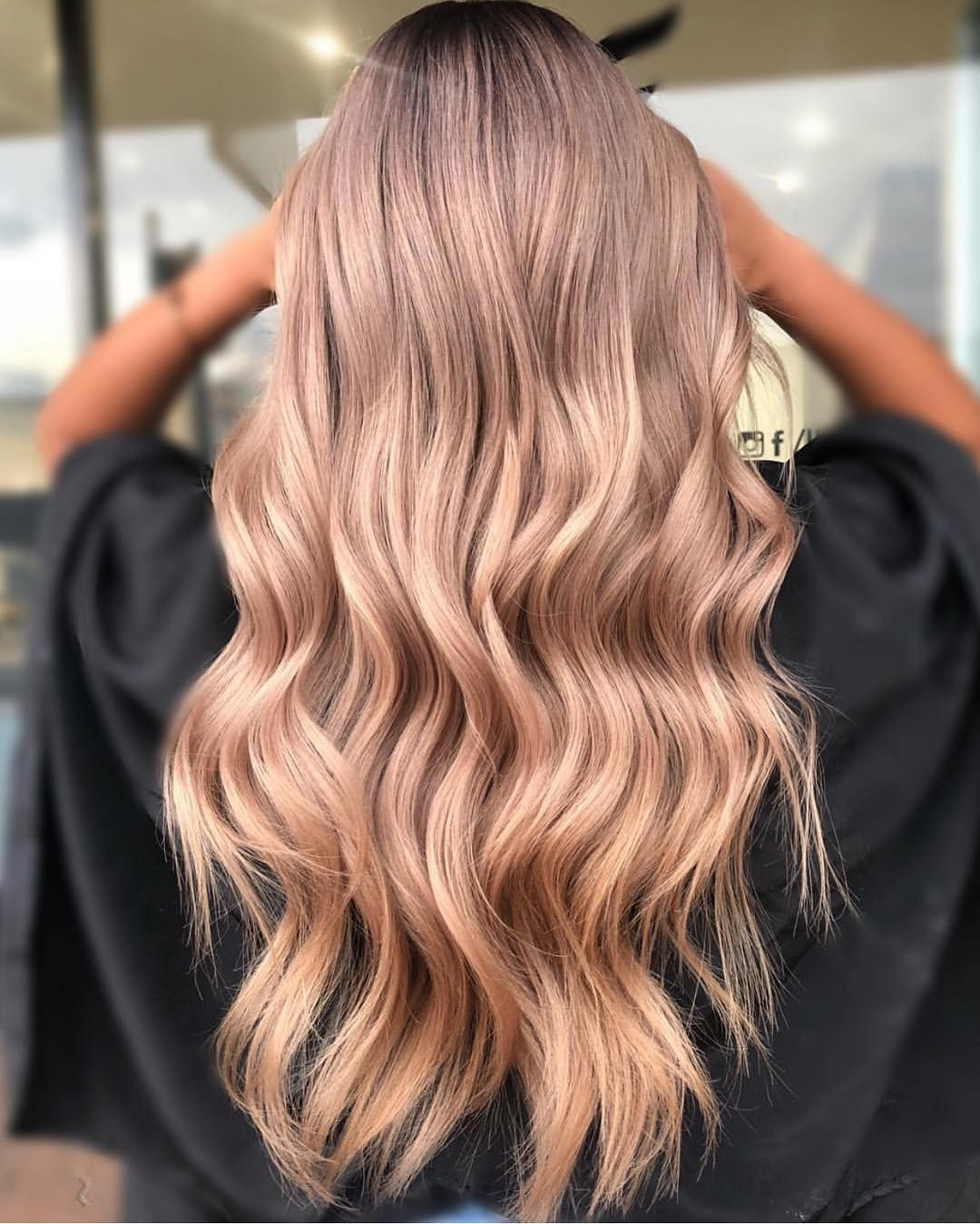 Mane Addicts On Instagram Blush Blondes Have More Fun Leave A If You Re Obsessed With This Hair Color Chris Styles Ma Hair Hair Color Hair Styles