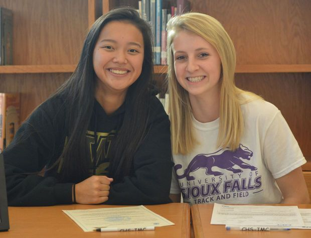 Columbus High\u0027s Curry, Downs sign letters of intent   - letter of intent example