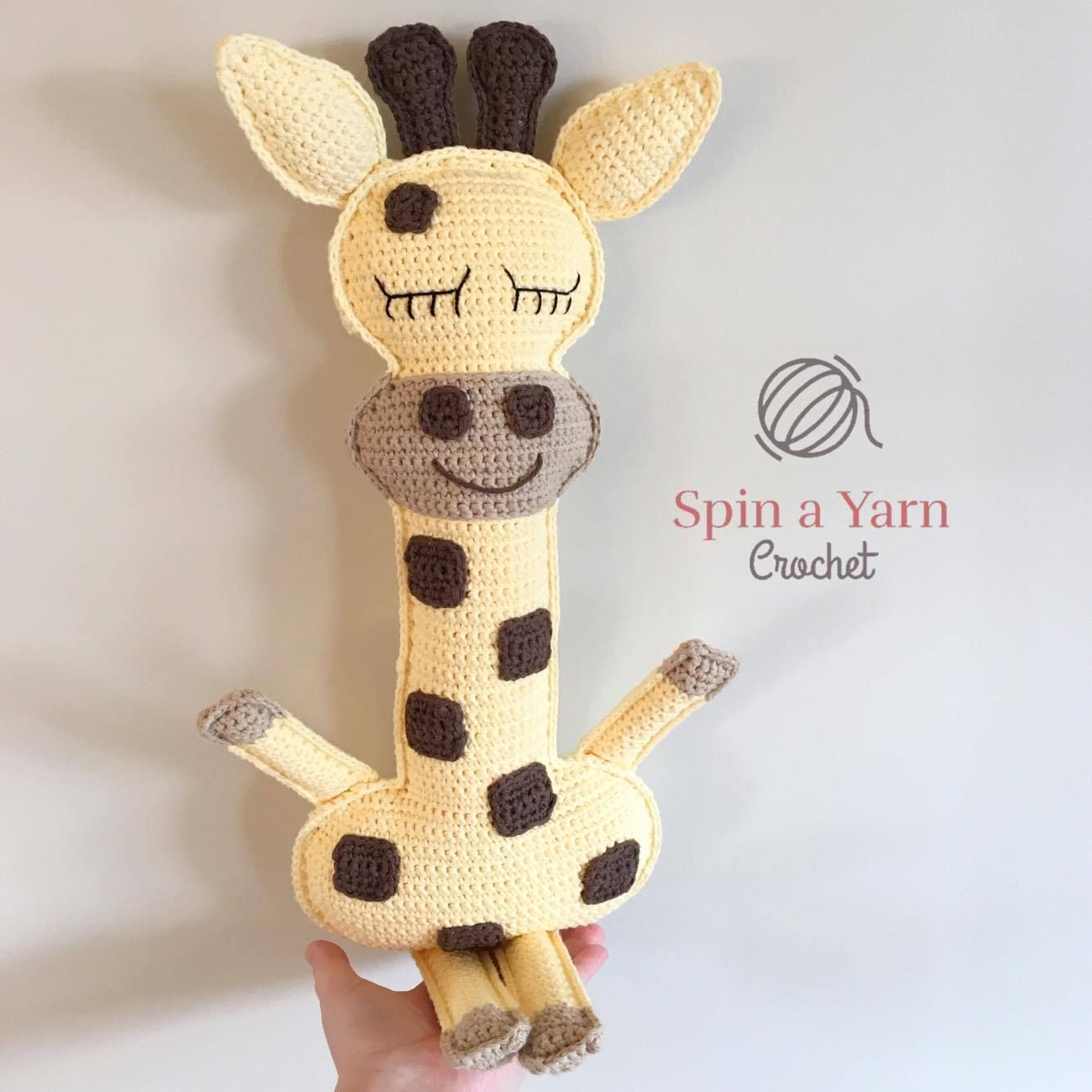 Ragdoll Giraffe by Spin a Yarn Crochet | Crochet pillows | Pinterest ...