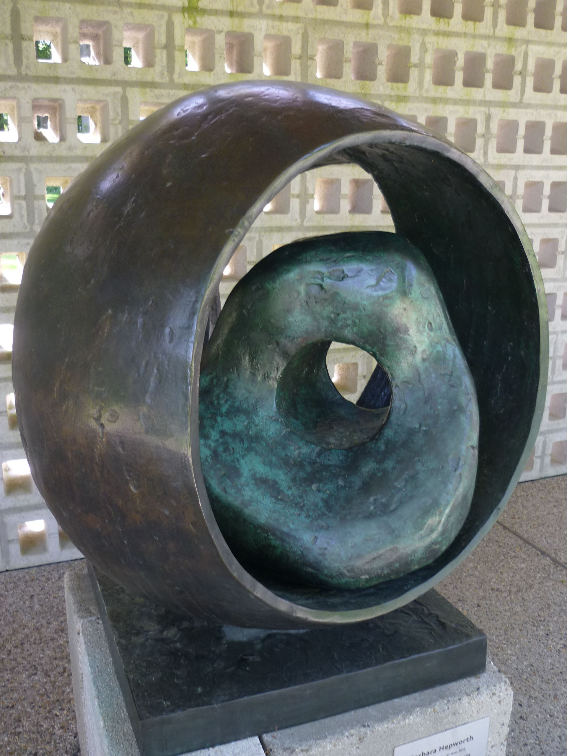 Sculptural Spheres Crazy Wonderful: Barbara Hepworth Sphere With Inner Form 1963 Museum