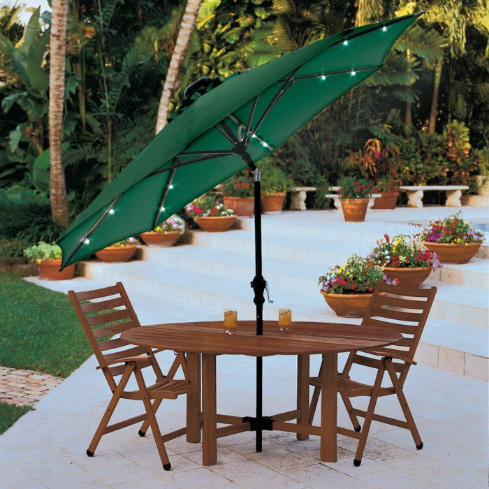 durch sonnenschirm balkon und garten vor der sonne schonen exterieur au enbereich outdoor. Black Bedroom Furniture Sets. Home Design Ideas