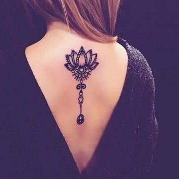 Ideas y diseos de tatuajes nuevos para mujeres Pinterest