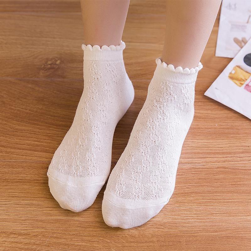 Ноги в белых носках — photo 10