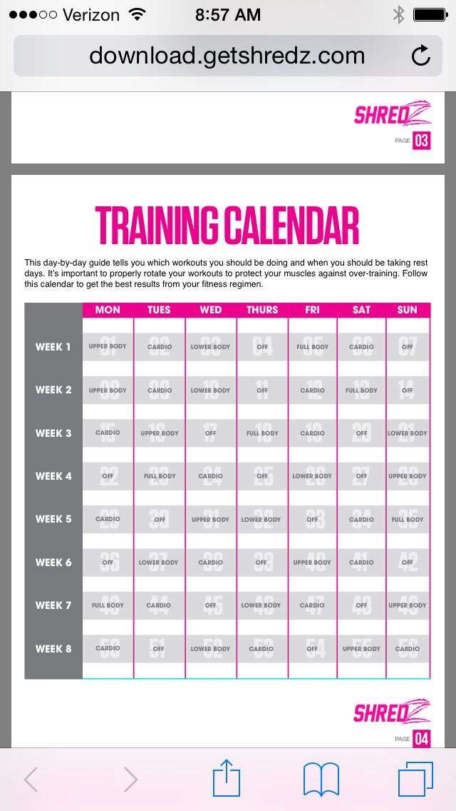 My shredz workout | Fitness | Pinterest | Workout, Fit and Exercises
