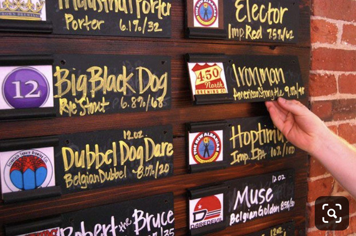 23++ Craft beer cellar dallas tap list info