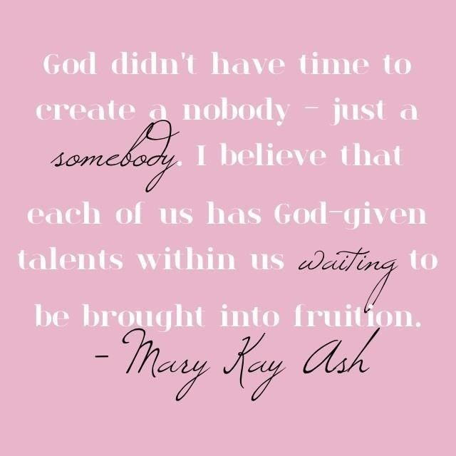 Mary Quotes QuotesGram Mary Kay Pinterest Mary kay, Mary - consultant quotation