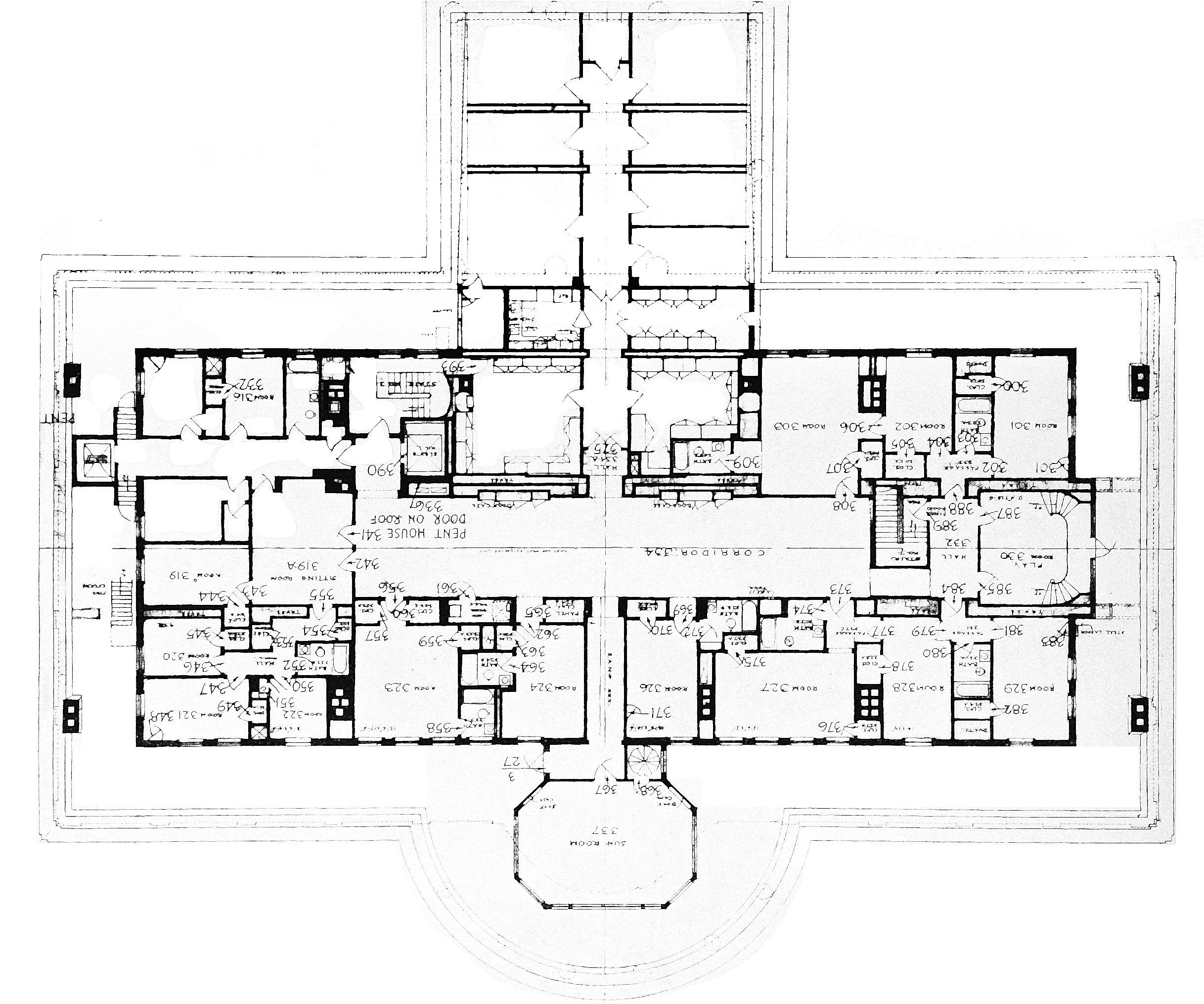 Image From Http Cdn Houseplannings Com Images Www Whitehousemuseum Org Images Source Floor3 1952 Jpg Home Design Floor Plans House Floor Plans House Flooring