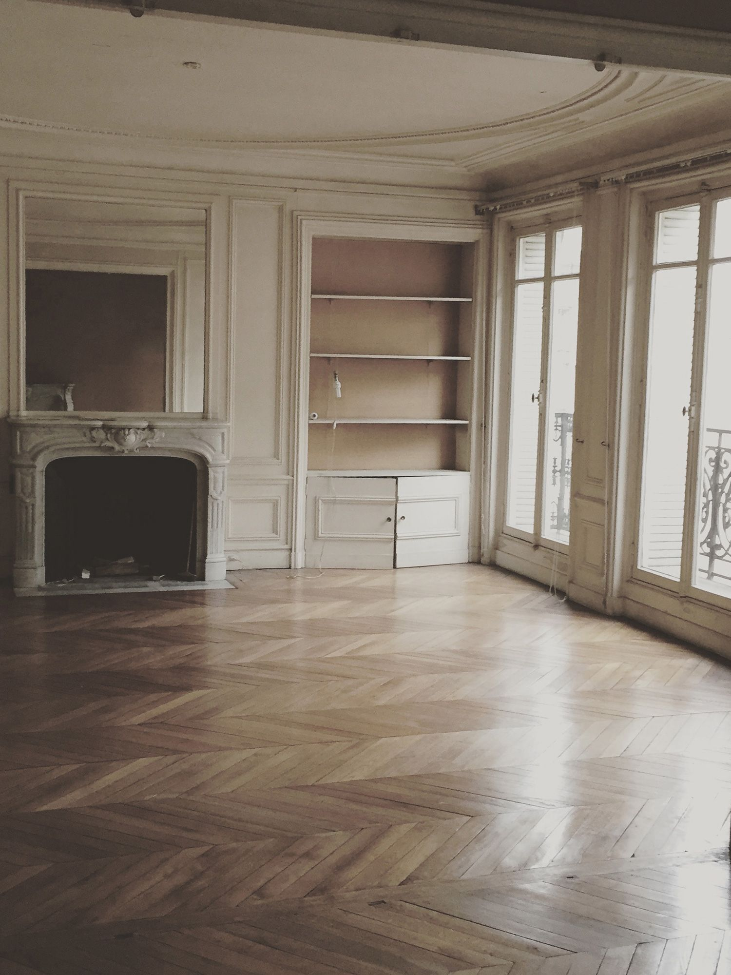 Cristina velani tuileries via bertero nel 2019 for Arredamento stile parigino