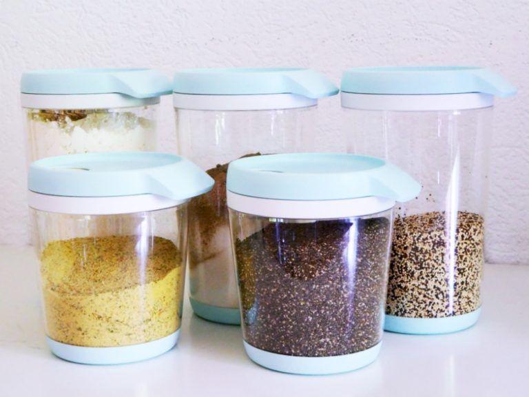 Vorrate Richtig Lagern Weniger Lebensmittel Wegwerfen Lebensmittel Ordnungsliebe Kuche