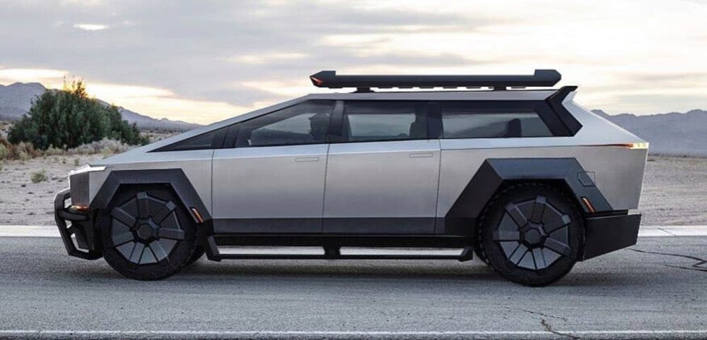 Tesla Cybertruck Here are some of the coolest mods and