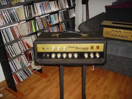 echolette bassmaster 100 r hrenamp vintage 60 70 iger in wuppertal barmen musikinstrumente. Black Bedroom Furniture Sets. Home Design Ideas