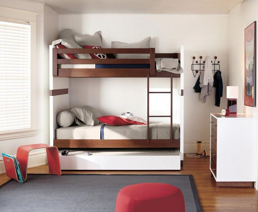 Loft bed organization ideas  Triple Bunk Beds Ideas for Teens bunkbedideasforsmallrooms  bunk
