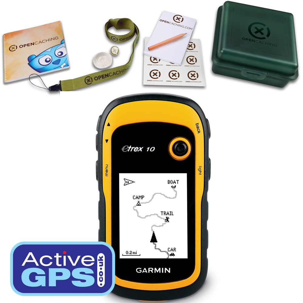 Pin by ActiveGPS on Handheld GPS | Garmin etrex, Display