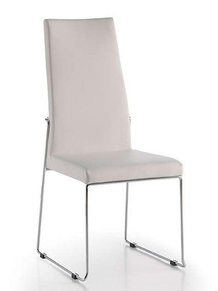 Silla Frank   Material: Acero Inox.   Material: PVC y acero cromado.... Eur:126 / $167.58