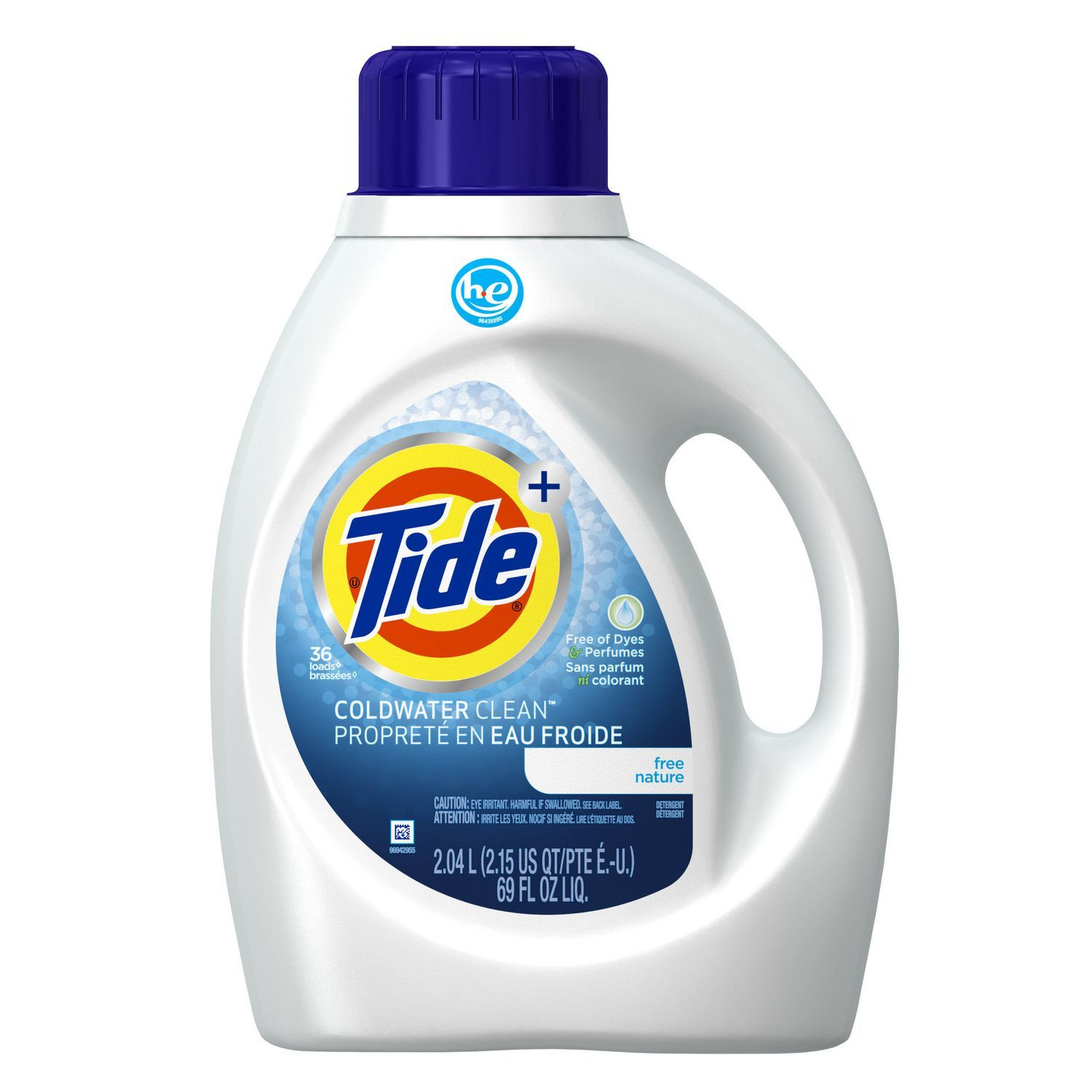 Tide Coldwater Clean Laundry Detergent Con Imagenes
