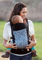 Beco Baby Carrier Babywearing is not only comfortable for mom, but baby loves the close contact they have with mom. Beco was started by a babywearing mom and their carriers provide great ergonomic design and perfect weight distribution. They also come in a variety of stylish designs and colors. The Soleil, Becos newest carrier, with improvements that all moms and babies will love. Available at BecoBabyCarrier.com $130