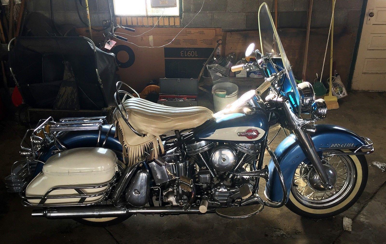 Ebay Motors Motorcycles >> 1959 Harley Davidson Flhf Panhead In Ebay Motors Motorcycles