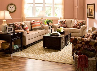 Morgan Collection Living Room Furniture - Raymour ...