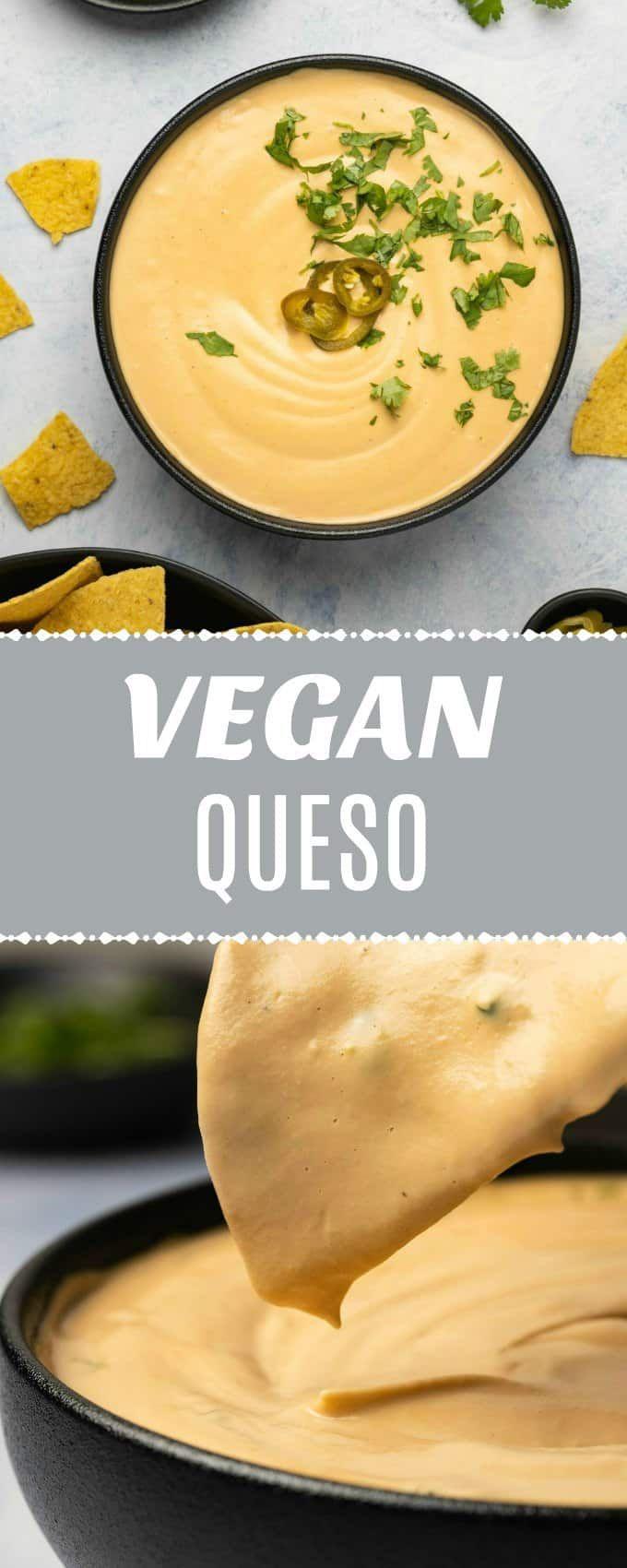 Best Vegan Queso In 2020 Vegan Appetizers Recipes Vegan Comfort Food Vegan Recipes Healthy
