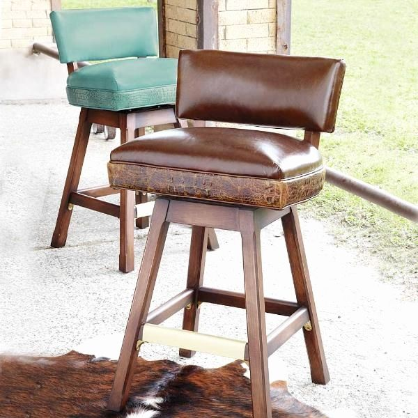 Nice Leather Bar Stools With Back   Low Stool Httpihomedgecomleatherbarstoolswithback29031 Leather Bar Stools Back33