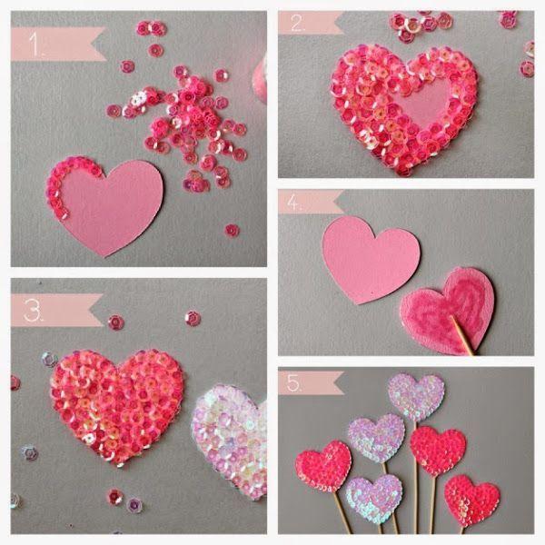 Manualidades Día De San Valentín 3 Manualidades Manualidades