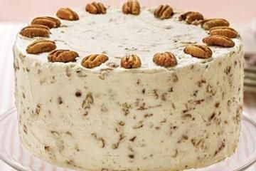 Italian Creme Layer Cake Recipe Yummly Recipe Italian Cream Cake Recipe Italian Cream Cakes Cake Recipes