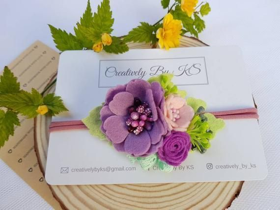 Creatively By KS floral purple hairband, felt flower headband, girl nylon band, photo prop #feltflowerheadbands Creatively By KS floral purple hairband, felt flower headband, girl nylon band, photo prop #feltflowerheadbands Creatively By KS floral purple hairband, felt flower headband, girl nylon band, photo prop #feltflowerheadbands Creatively By KS floral purple hairband, felt flower headband, girl nylon band, photo prop #feltflowerheadbands