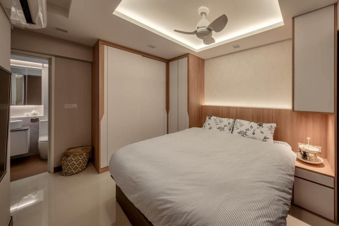 Check Out This Scandinavian Style Hdb Bedroom And Other Similar